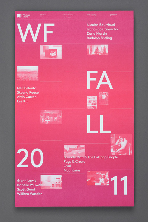 Visual Blog for Creative Agency, Two Times Elliott #grid #design #graphic #typography