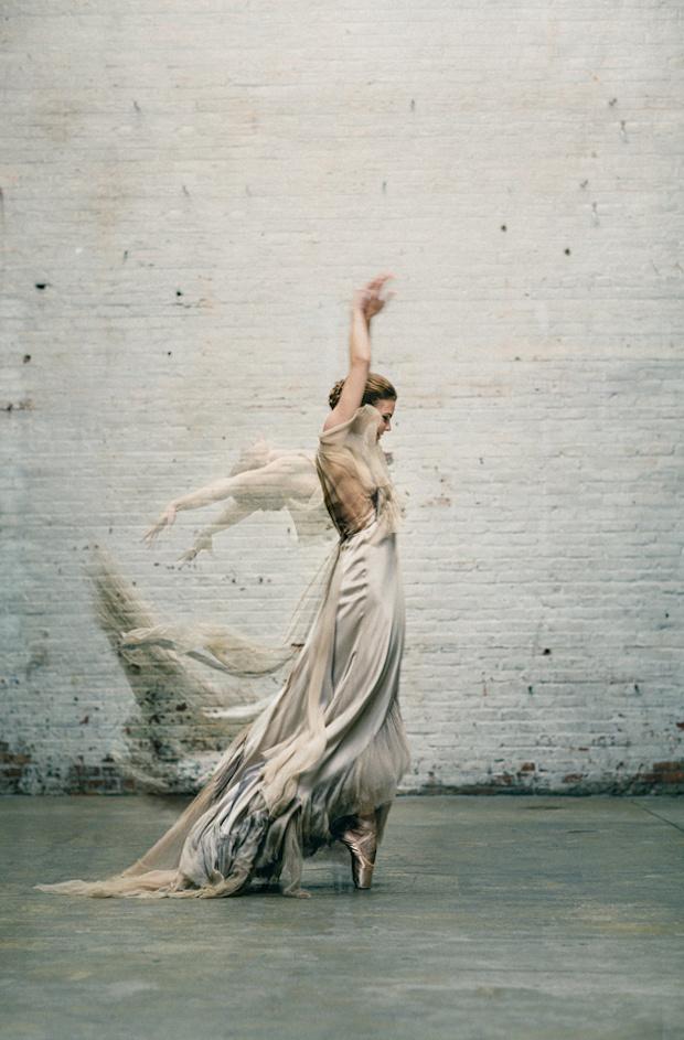 savannah lowery by mk sadler #woman #movement #blur #dance #photography #art #dress #beauty