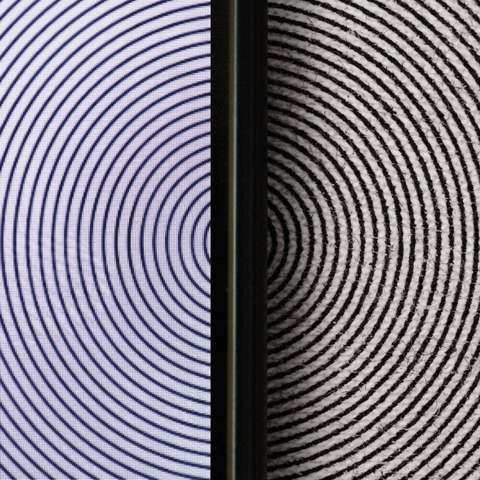 Screenprinting vs. iPhone resolution #screenprinting #resolution