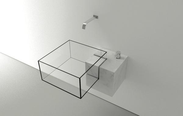 CJWHO ™ (Kub by Victor Vasilev Milan based architect...) #bath #design #interiors #minimalism #furniture #architecture #style