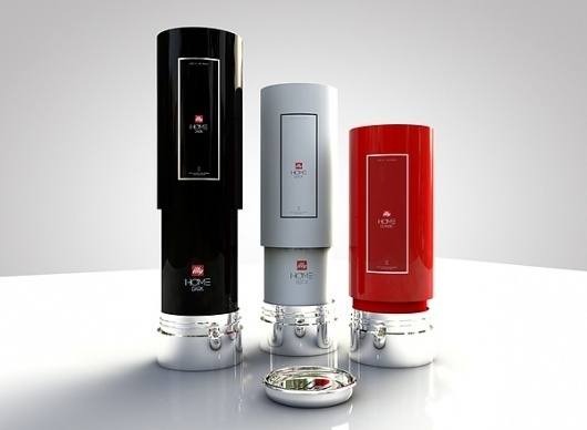 Illy Home Packaging Design on the Behance Network #packaging #design #silly