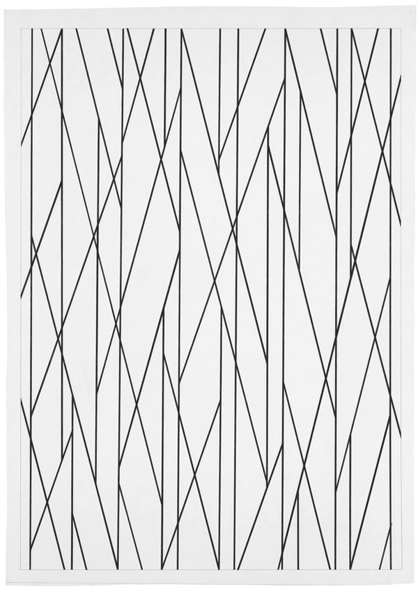 Bring something incomprehensible into the world! but does it float #lines #pattern