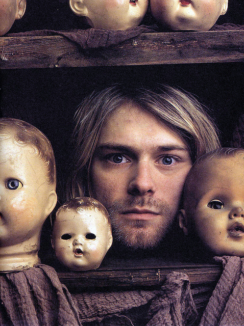 Tutte le dimensioni |Kurt, Kalamazoo 1993, by Mark Seliger | Flickr – Condivisione di foto! #kurt #nirvana #cobain #photography #music