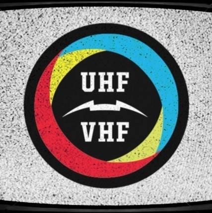BLOG : Matt Travaille : Graphic Design | Minneapolis #red #icon #television #travaille #uhf #retro #lightning #blue #vhf