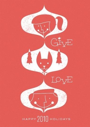 Give Love! | Flickr: Intercambio de fotos #illustration #vintage