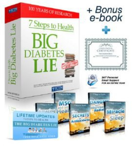 The Big Diabetes Lie Review - How It Can Help You In Treating Diabetes?