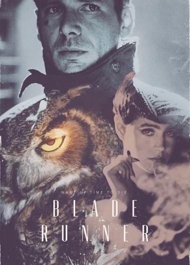 AutoEntropy, Fan-made Blade Runner poster #runner #blade