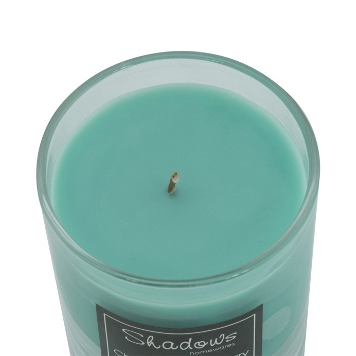 Tumbler Gooseberry & Peach Scented Candle