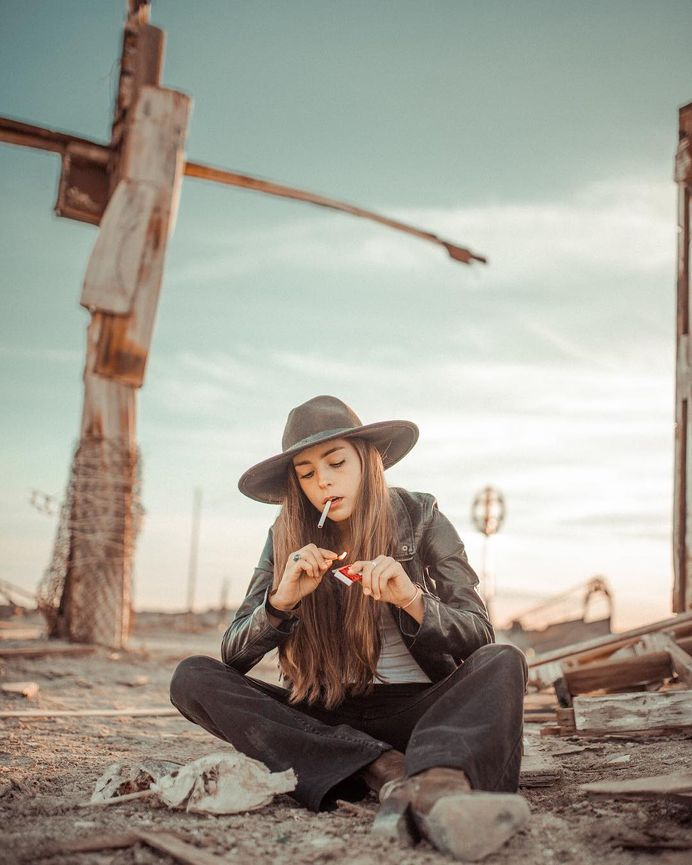 Gorgeous Lifestyle Portrait Photography by Chris Riley