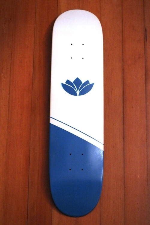 burchase #deck #design #brad #paint #skate #purchase #skateboard #lotus