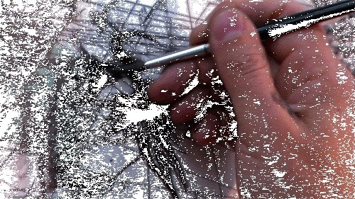 CJWHO ™ (GIFs of the Intricate Process Behind a...) #illustration #design #gif #art