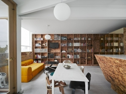 Architecture Photography: Cubby House / Edwards Moore - Cubby House / Edwards Moore (101806) – ArchDaily #interior #design #books #architecture #library #daily #arch
