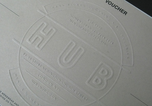 Graphic-ExchanGE - a selection of graphic projects #seal #emboss #embossed #hub