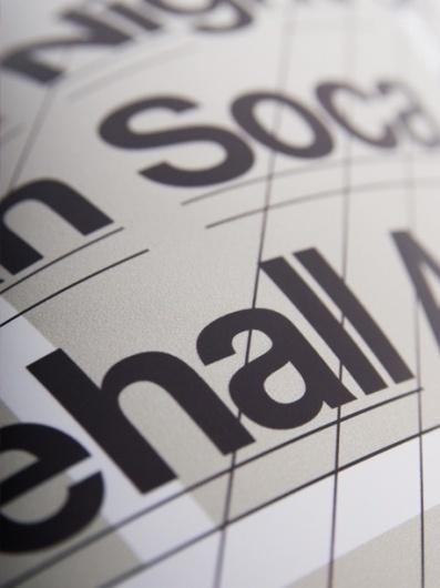 Klubb Living « Design Bureau – Lundgren+Lindqvist #typography