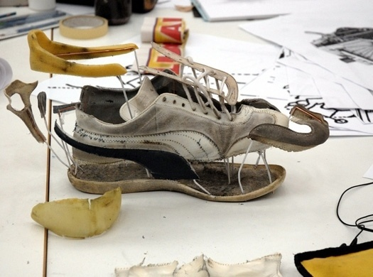 HORT #explosion #shoe