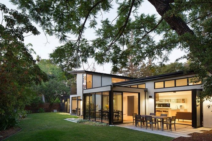Palo Alto Ranch-Style House Fully Remodeled by Feldman Architecture 14