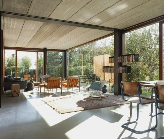 to build a home cjwho: Casa GePo, Wijgmaal, Belgium | Open Y... #interior #in #of #design #home #the #street #middle