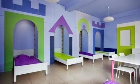 Child Rehabilitation Center in Voula, Athens #interior #design #child #rehabilitation #athens