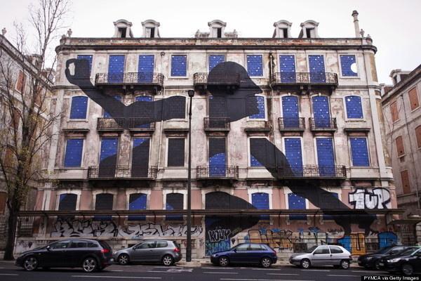 lisbon street art #mural #art #street