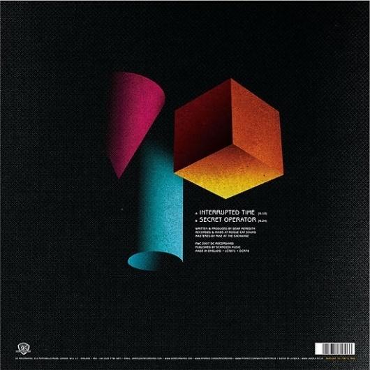 Mr L'Agent - LA BOCA #abstract #shape #boca #la