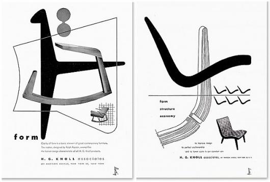 Alvin Lustig Graphic Design – Graphic Design, Illustration, Typography inspiration on MONOmoda #design #graphic #poster