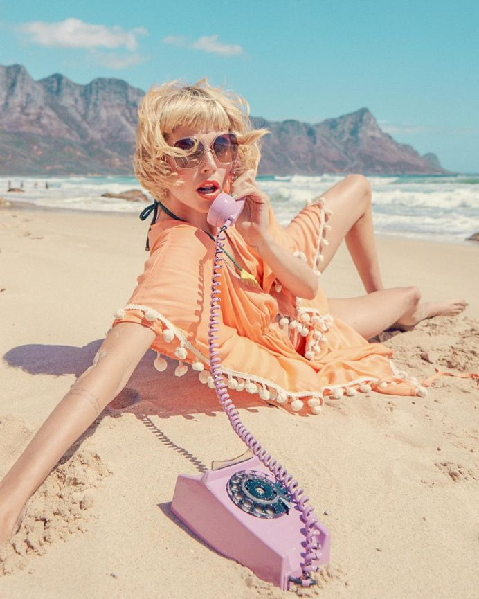 Marvelous Colorful and Beauty Portrait Photography by Jimmy Marble