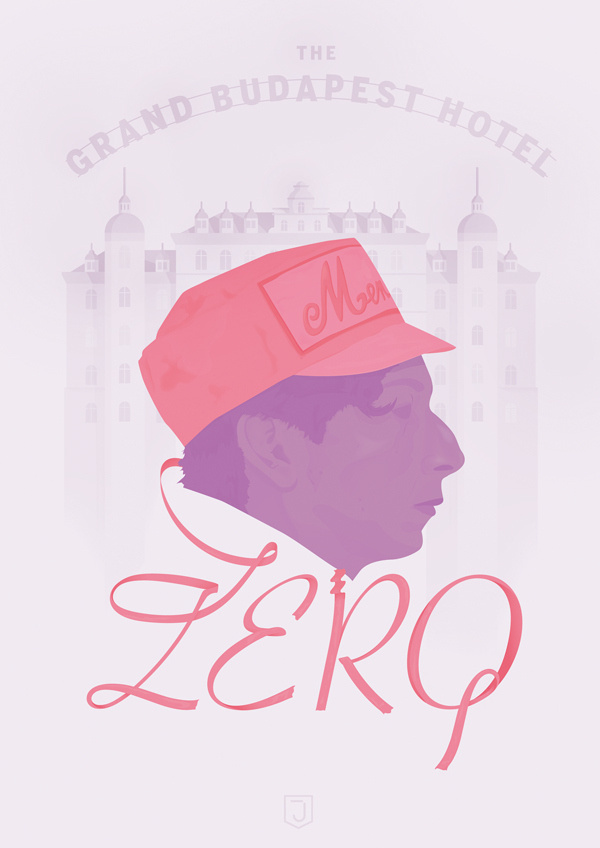 ZERO TO HERO on Behance #jamesp0p #oconnell #budapest #grand #zero #manchester #james #illustration #anonymousmag #hotel