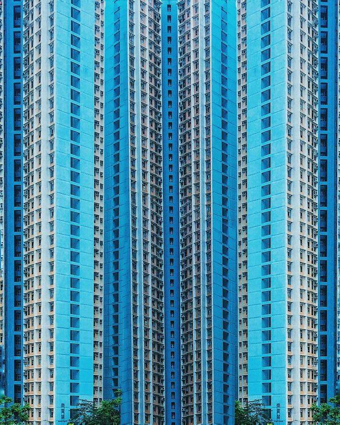 Kyle Yu Captures Mesmerizing Photos of Hong Kong's Architecture