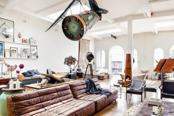The Amazing Loft from The Playing Circle #interior #loft #design