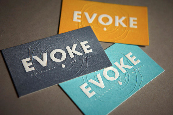 Public Letterpress via www.mr cup.com #business #card #letterpress #branding