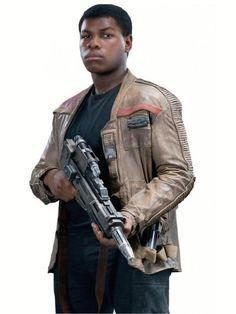 John Boyega Star Wars The Force Awakens Jacket