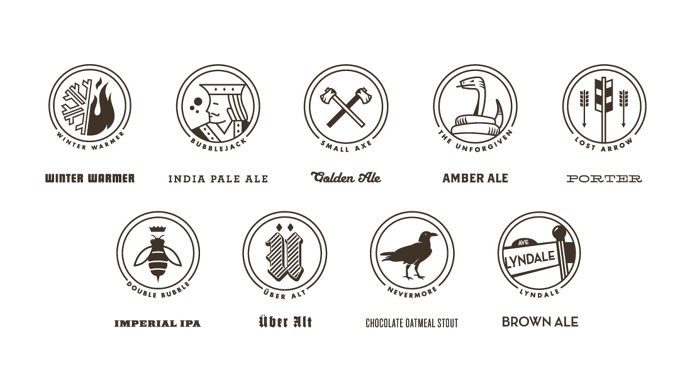 Icon design by www.westwerk.com #icon #icondesign #picto #brewery #beer
