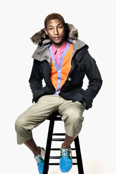 Pharrell Williams Featured in the 2012 December Issue of American Vogue | Hypebeast #vogue #mens #pharrell #photography #fashion