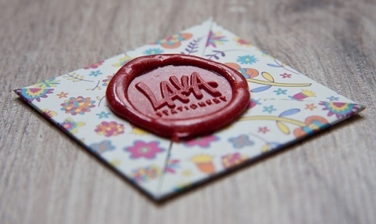 Lava Business Card | Cardview.net - Business Card & Visit Card Design Inspiration Gallery #logo #brand #card #stamp