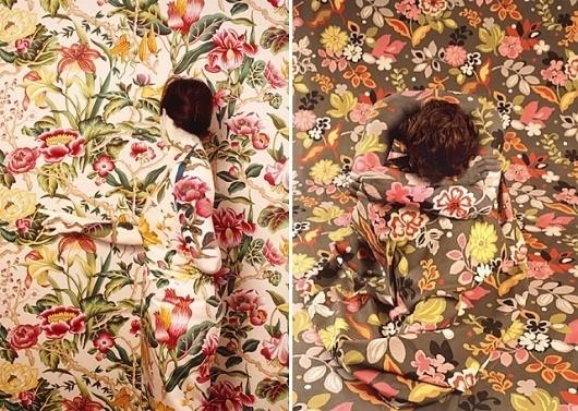 Good design makes me happy: Cecilia Parades #urban #camoflage #paint #pattern