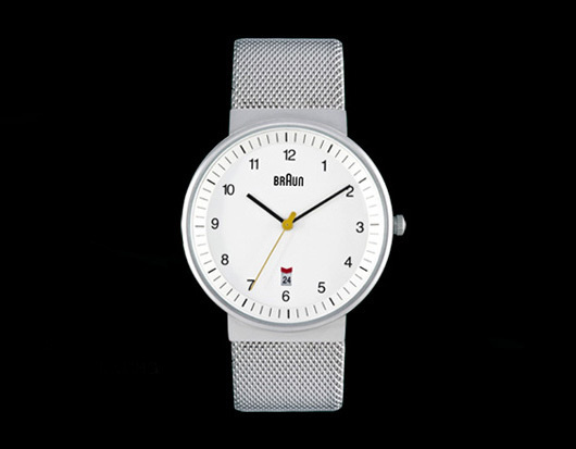 ac45c585f Best Braun Watch Contrast Collection 3 images on Designspiration