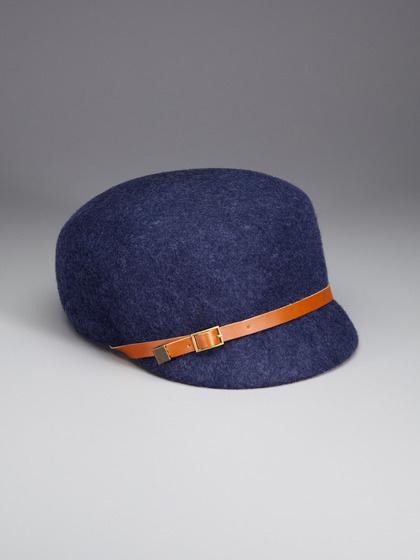 Genie by Eugenia Kim Bettina Wool Felt Cap #blue #hat #wool