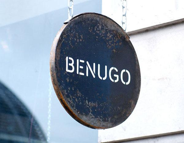 Benugo logo #logo
