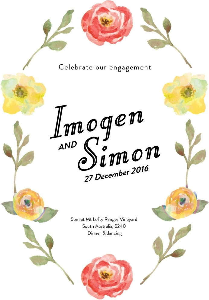 Love Me Tender - Engagement Invitations #paperlust #engagement #engagementinvitation #invitation #engagementcards #engagementinspiration #w