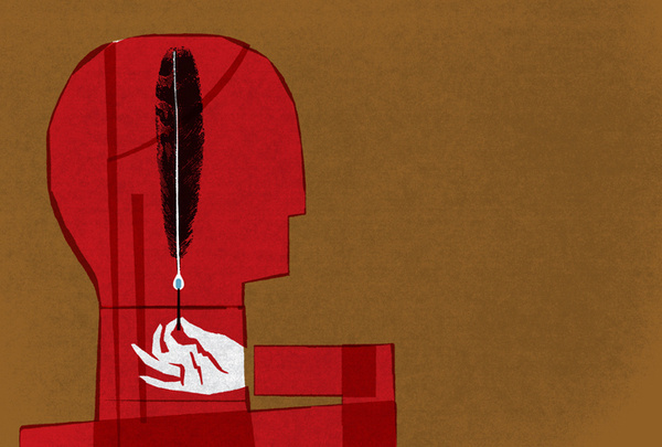 The Heads of State #illustration #concept