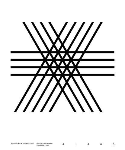Idea Input   jaktokto - PAWEL PILAT - graphic designer - photographer - portfolio - blog #inspiration #interpretation #input #polke #graphic #jaktokto #grid #idea #sigmar