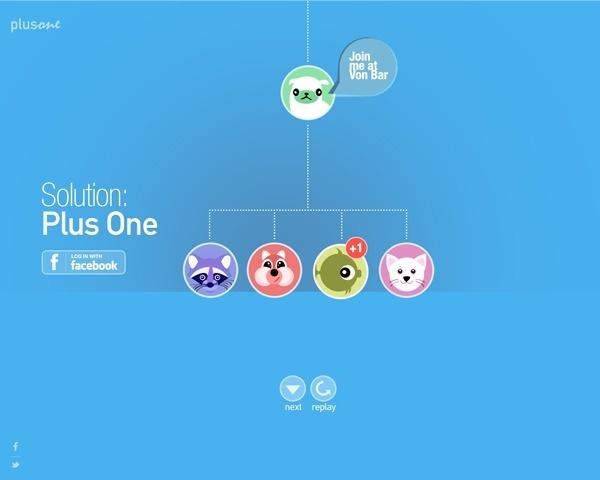joinplusone.com - How it Works Step 2 #fish #color #cat #illustration #animals #minimalist #racoon #dog