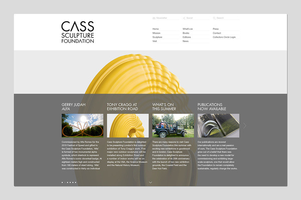 Cass Sculpture Foundation : 2 #web