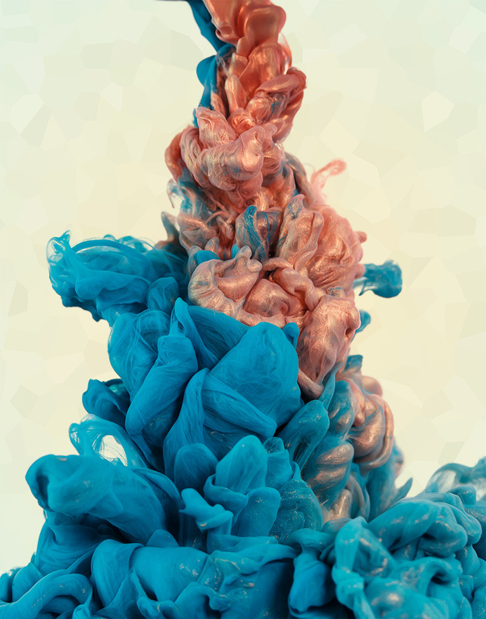 Heavy Metals: New Underwater Ink and Metal Photographs by Alberto Seveso