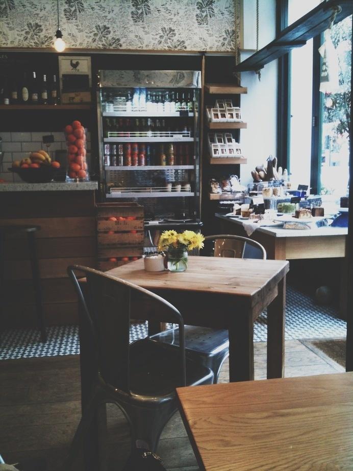 Zack's London #coffee