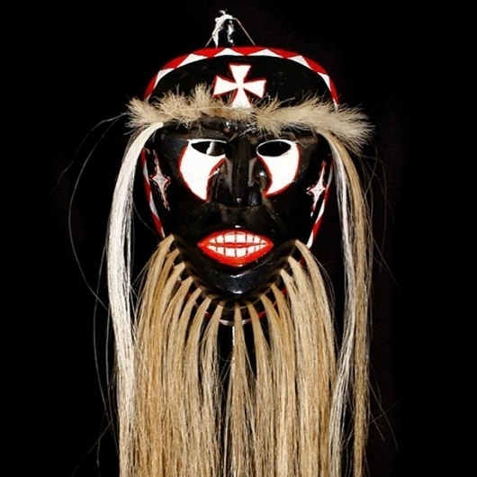 Mexican Mayo Tribal Mask | Expedition Cargo #mexican #tribal #mask #art