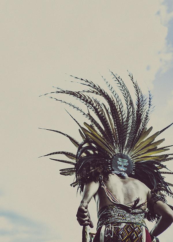 Huitzilopoxtli by Laurent Nivalle #mayan #tribal #photography #ancient #aztec