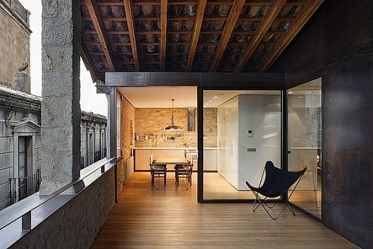 Looks like good Architecture by Anna Noguera #interior #restored #architecture #spain