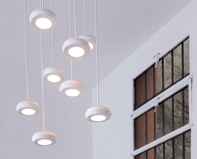 La Chance Interior lighting