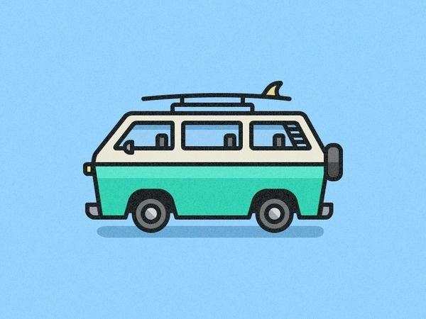 Surf #illustration